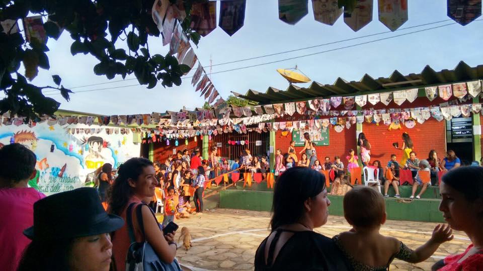 Festa Junina da Escola Jerônimo Vaz