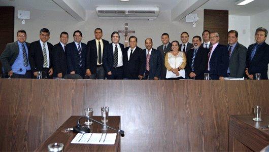 Câmara Municipal de Anápolis presta homenagem ao aniversário do Diário da Manhã