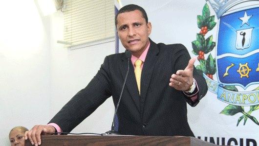 Sargento Pereira Junior solicita nova unidade do DETRAN para o município de Anápolis