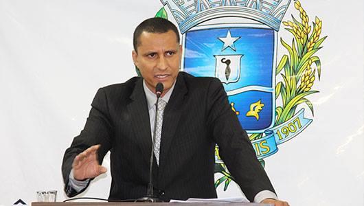 Pereira diz que vista de projeto era para propor emenda que incluísse SindSaúde em conselhos do Issa
