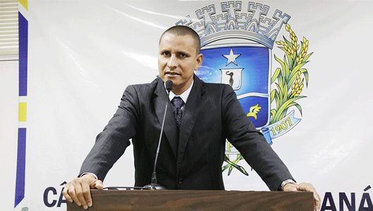 Sargento Pereira Júnior cobra serviços e obras complementares no Parque Reboleira